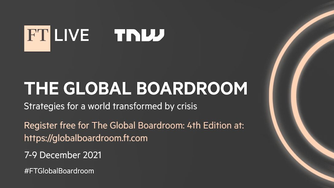 The Global Boardroom returns in December